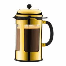 Bodum Chambord Gold French Press