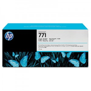 Hewlett Packard HP CE043A ( HP 771 Photo Black ) InkJet Cartridge