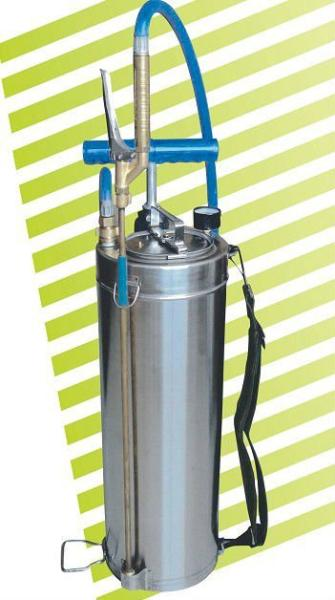 stainless steel sprayer