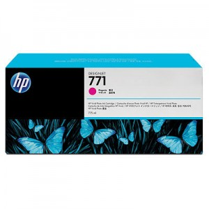 Hewlett Packard HP CE039A ( HP 771 Magenta ) InkJet Cartridge