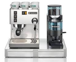 Rancilio Silvia and Rocky Doser Essentials Pack