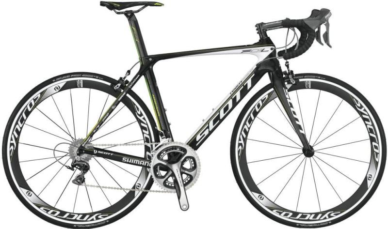 2013 Scott Foil Team Issue Road Bike