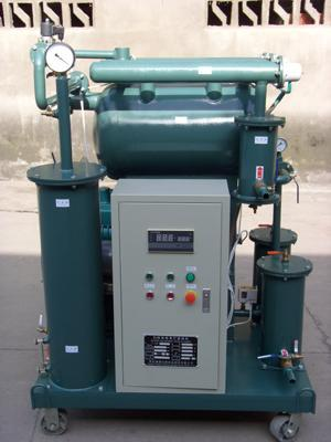 Portable insulation oil filtration,transformer oil processing