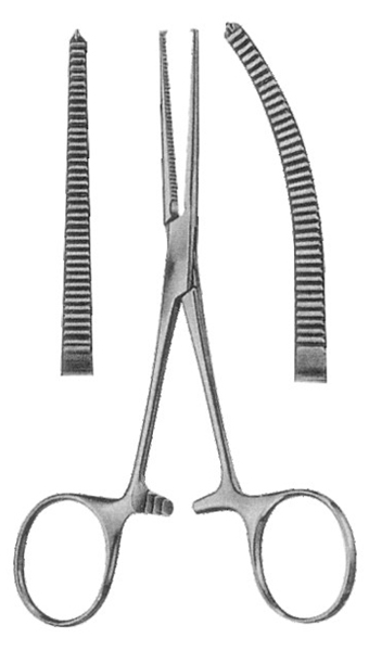 Haemostatic Forcep