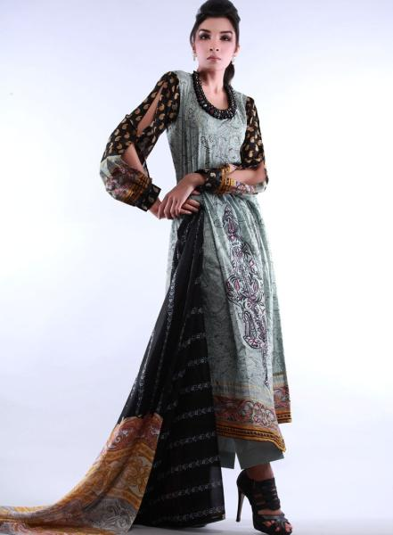 Gul Ahmed Cambric Collection