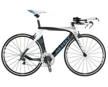 Scott Plasma 10 2013 Triathlon Bike