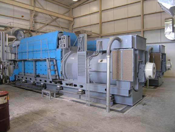5 MW MAN 9L28/38 HFO Power Plant