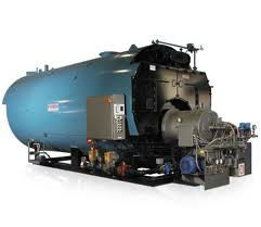 Packages Type Steam High Pressure Boilers