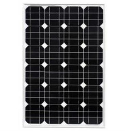 Solar panel 50W-60W mono solar module made in china