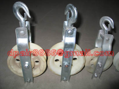 Cable Block Manufacturers&Cable Pulling Sheaves