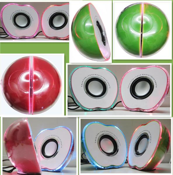 Apple mini audio/Apple mini speaker——Wholesale price $2.58