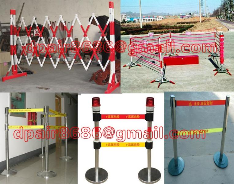 Frp barrier& fiberglass extension barriers