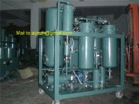 Vacuum Lubricating Oil Purifier,Oil Filtration,Oil Cleaning System Machine,TYA Hydraulic Oil Treatment Plant