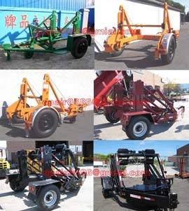 Cable Carrier/ Pulley Carrier Trailer/Pulley Trailer/Cable Trailer