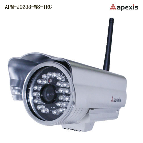 wired ip camera product supply  apm-j0233-ws-irc