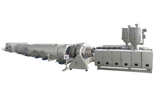 GF-63 twin-tube extrusion lines