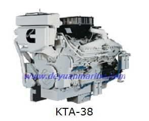 KTA38 Series 900HP Cummins Diesel Engine