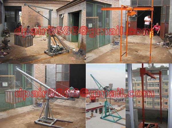 Material hoist/Lifting Machine /lifting equipment