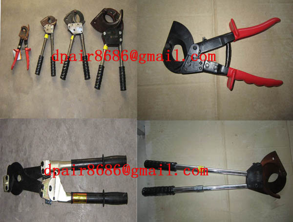 Cable cutter/wire cutter