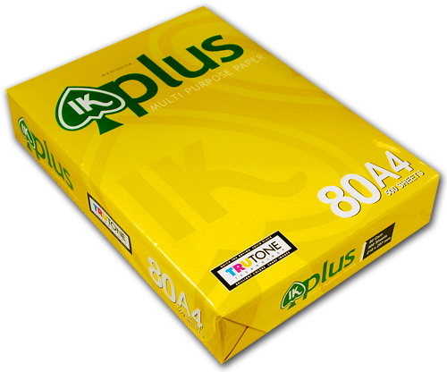 IKPlus multipurpose copy paper