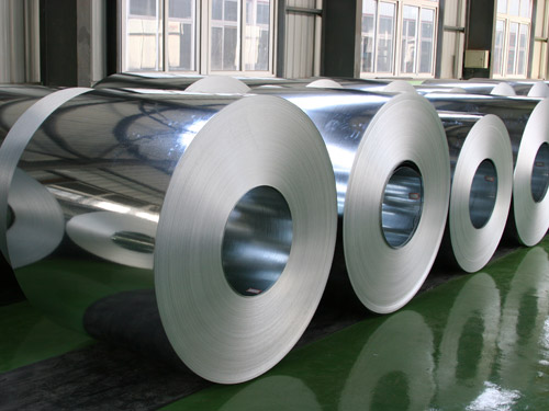 Galvanized steel coil G550