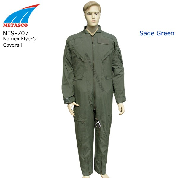 Nomex Flight Coverall
