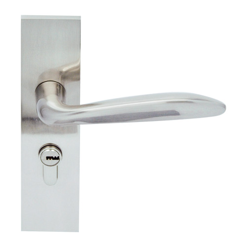 Zinc alloy mortise door lock