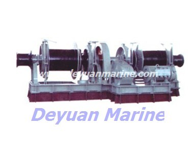 97KN Hydraulic anchor windlass and mooring winch