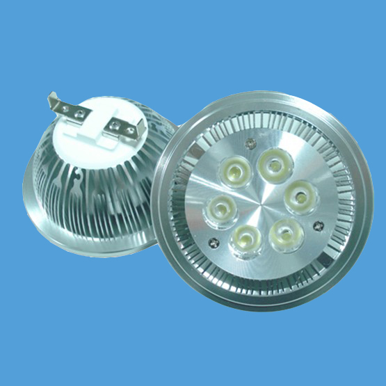 6W AR111 LED Spotlight With 300-350lm