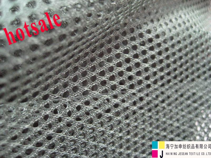 100%polyester knitted mesh fabric