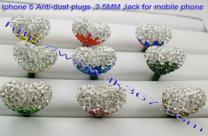 anti-dust earphone plugs