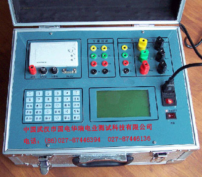 Transformer load loss and no-load capacity of Tester