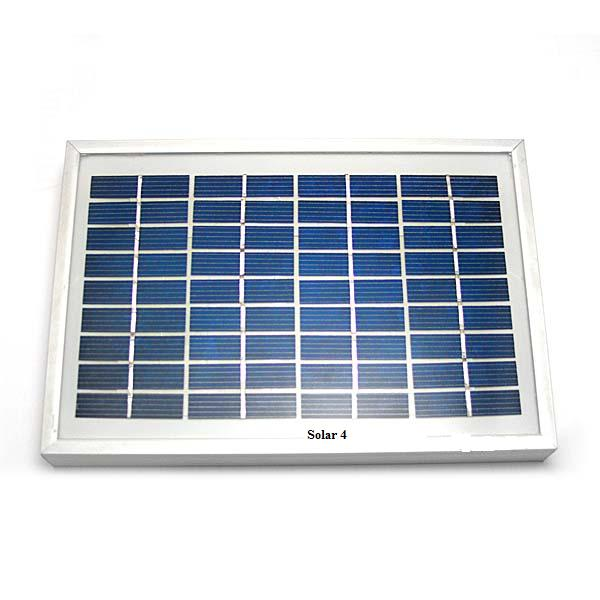 Poly Solar Panel 20 Watts