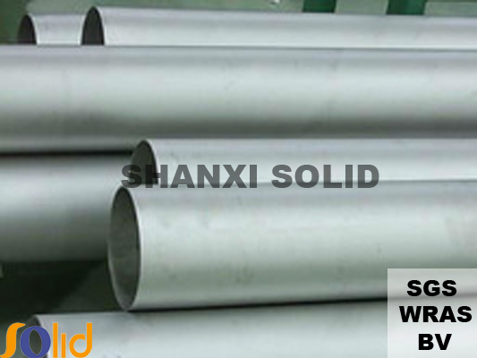 321 Staniless Welded Steel Pipe