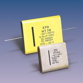 HT78 2500V 1uf 155C High Temp Mica Capacitor