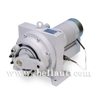 Quarter-turn electric actuator DKJ Series