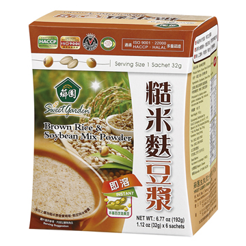 Brown Rice & Soybean Mix Powder