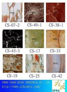 water transfer printing for marble patterns/ stone patterns