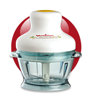 Moulinex Chopper Multitrio D JE3