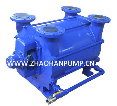 2BE1 10-25 SERIES LIQUID RING VACUUM PUMPS AND COMPRESSORS