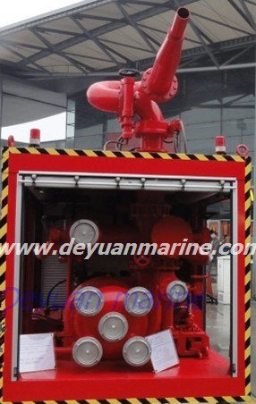 External Fire fighting system
