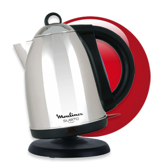Moulinex Electric kettle subito BY 510