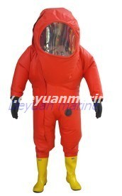 Heavy-duty Chemical protective suit