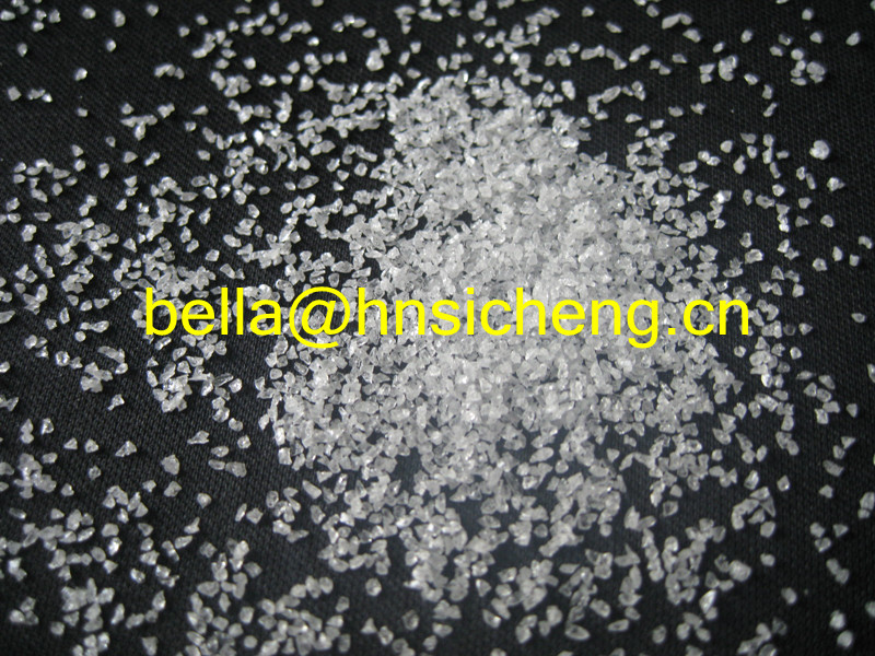 white fused alumina F22 grit