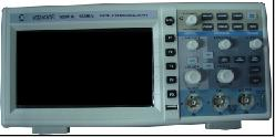 7 inch larger LCD color display Oscilloscope