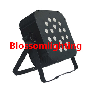 18*3W Tricolor LED Slim Par Light (BS-2016)
