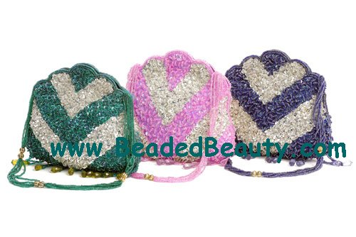 Ladies Jeweled Shoes Handbags