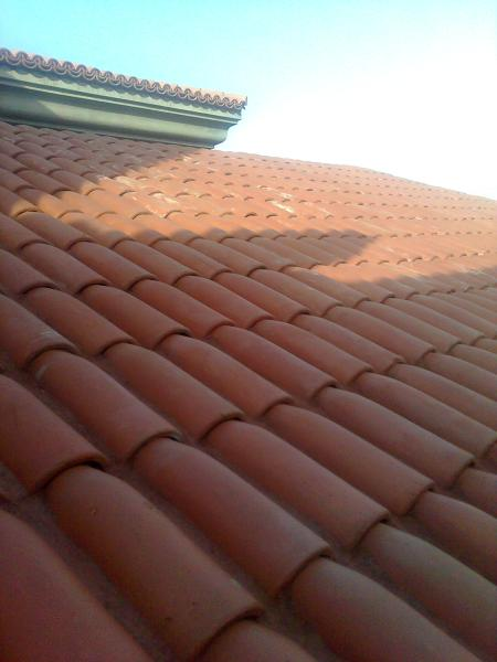 Barrel roof tile by nawaz clay industry for Barrel tiles