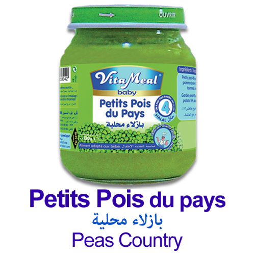 peas country