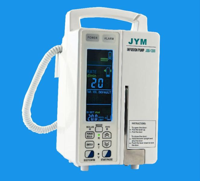 infusion pump with CE marking